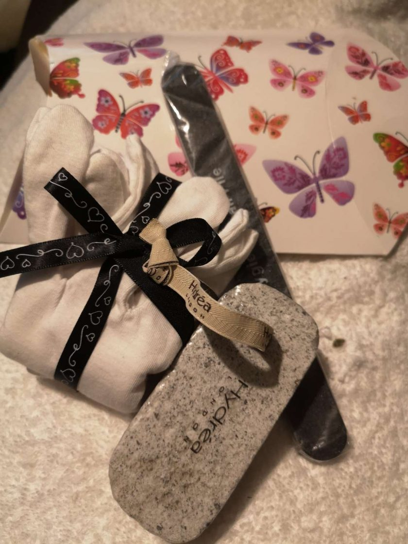 Butterfly Gift Pouch 1