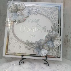 Luxury Handmade Christmas Card