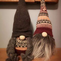 Mr & Mrs Gonk 2