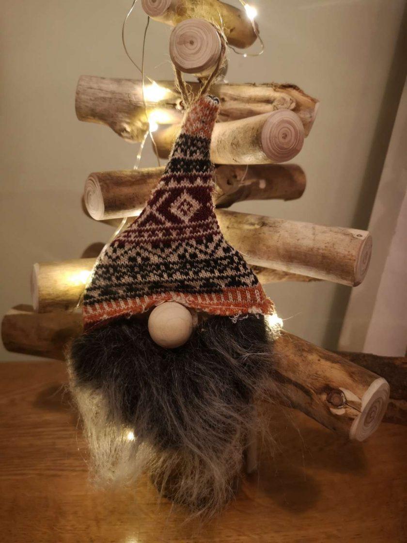 Gonk hanging decorations