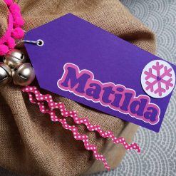 Personalised Large Gift Tag 13