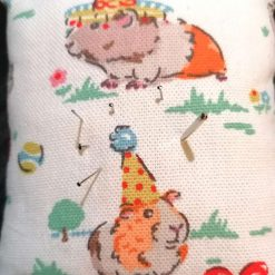 Handmade Pin cushions. Guinea pigs, spots, Birds or Sewing themed.