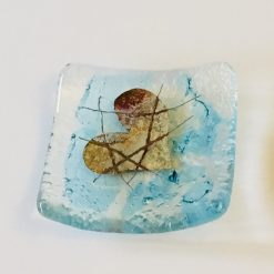 Fused Glass Ring Dish 4
