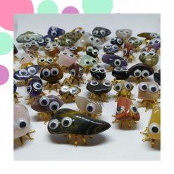 Gembugs, Gemstones, Ornaments, Lucky Dip