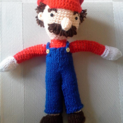 Mario doll