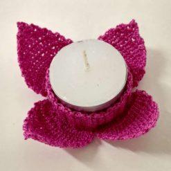 Crochet Candlestick ?️