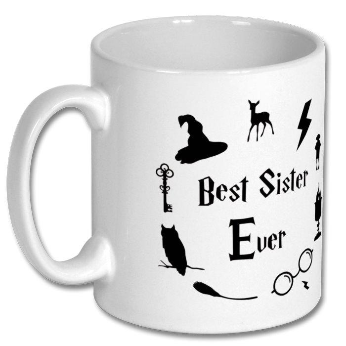 Coffee Gift Mug for Sister