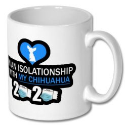 Christmas Coffee Gift Mug – for Chihuahua Owner