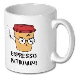 Christmas Gift Harry Potter Coffee Mug 10oz