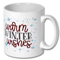 Affordable Christmas Coffee Gift Mug 10oz