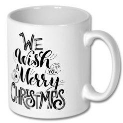 Christmas Coffee Mug in two Color