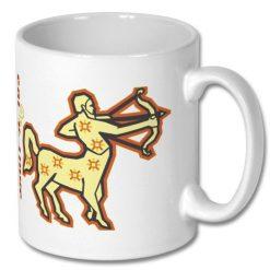 Zodiac Coffee Mug 10oz - Sagittarius