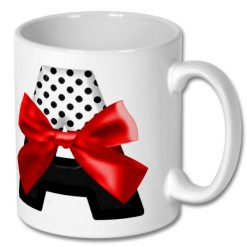 Affordable Gift Idea - Personalised Ceramic Coffee Mug