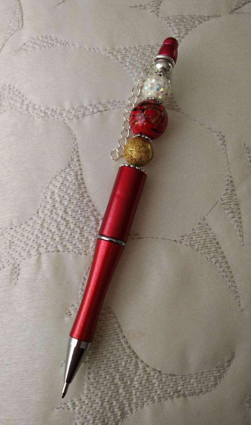 Christmas ideas: Jewel pen 8