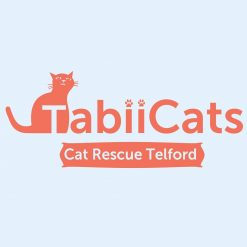 TabiiCats Telford Fundraising Decal