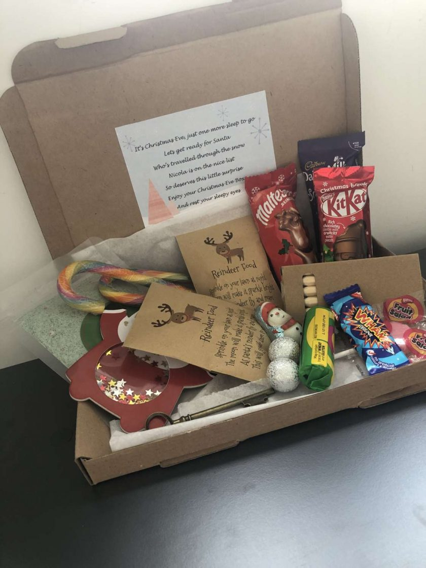 Christmas Eve boxes for Children 1