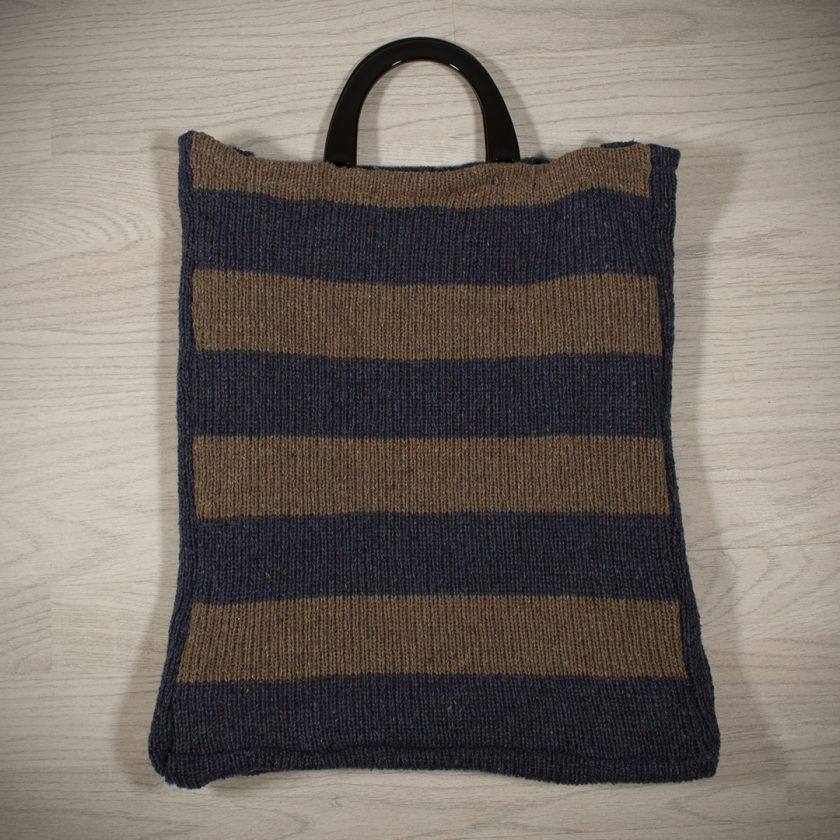 Shopping Bag made with Recycled Yarn 2