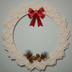 Christmas Mandala Crown 3