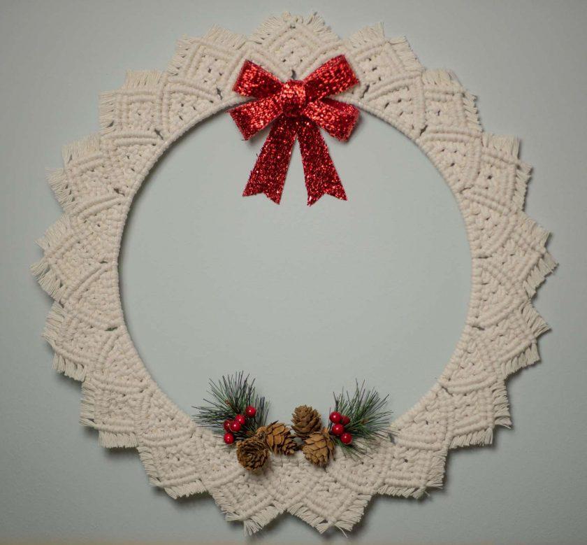 Christmas Mandala Crown 2