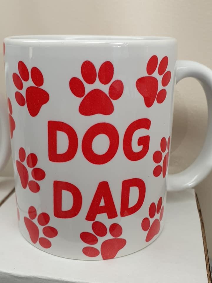 Dog Mum Mug / Dog Dad Mug 4
