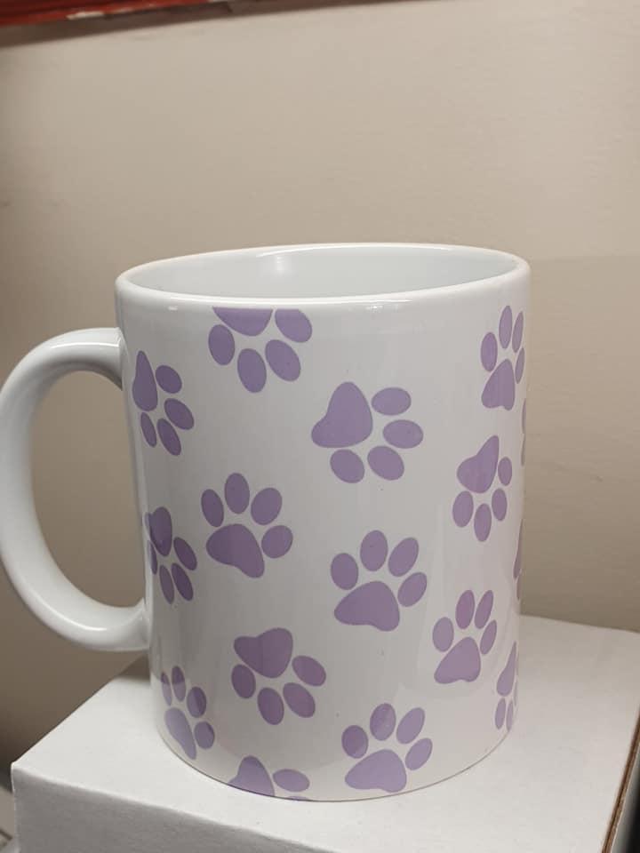 Dog Mum Mug / Dog Dad Mug 3