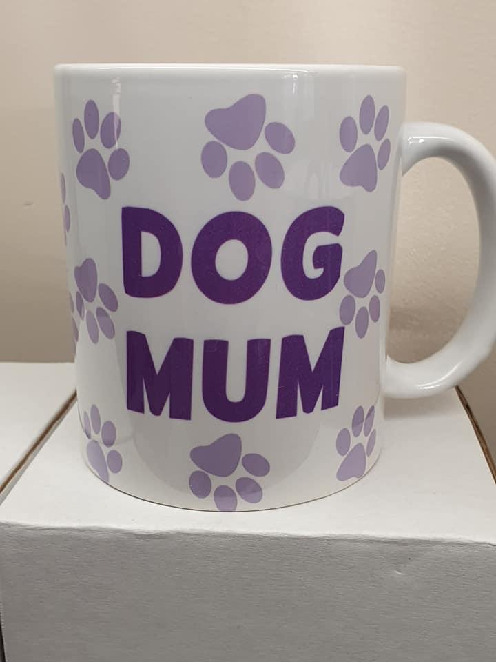 Dog Mum Mug / Dog Dad Mug 2