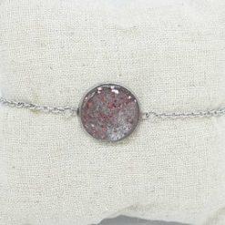 Handmade Resin Slider Bracelet
