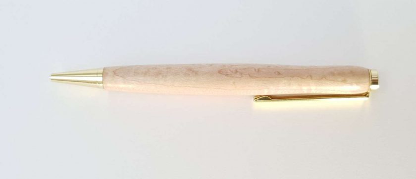 Handmade Maple Wood Pen 3