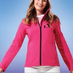 Miss_Crazie_Maisie - Softshell Jacket