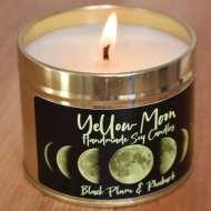 Yellow Moon Handmade Candles